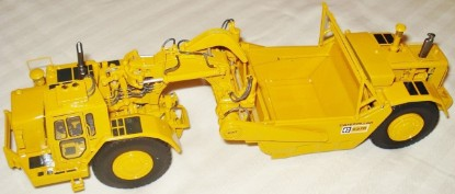 Picture of 637D scraper   new yellow