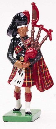 Picture of Black Watch Piper