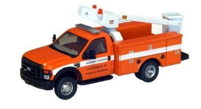 Picture of Ford F-450 Series Super Duty DRW Service Body Truck - Dept. of Public Works