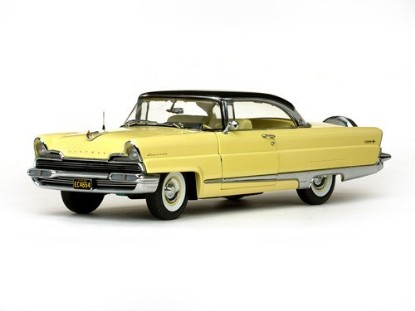 Picture of 1956 Lincoln Premiere Hard Top  yellow