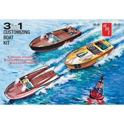 Picture of Customizing Boat Kit 3 in 1