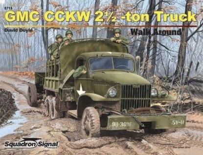 Picture of GMC CCKW 2½ Ton Truck - Armor Walk Around No. 18