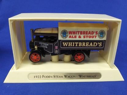 "Picture of 1922 Foden  steam truck  'Whitebread"""