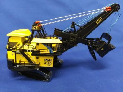 Picture of P&H 4100 XPC mining shovel