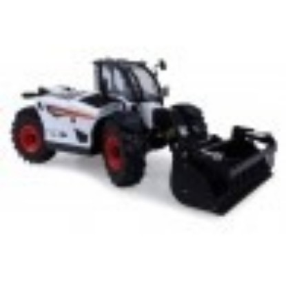 Picture of Bobcat TL38.70 Telehandler with grapple bucket