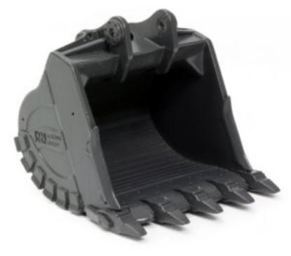 Picture of Reschke 6 Cubic Metre Bucket (80+ ton)