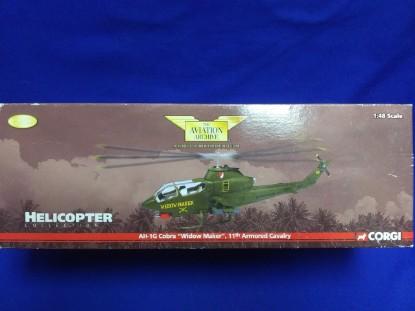 Picture of AH-1G Cobra Helicopter Widow Maker Vietnam 1971