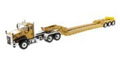 Picture of Caterpillar CT660 with XL 120 HDG lowboy
