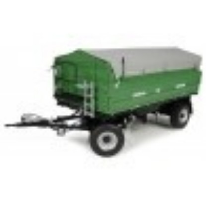 Picture of BRANTNER Z18051 XXL tarp covered trailer