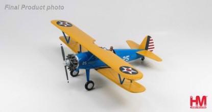 Picture of Stearman PT-17 Bi-Plane Trainer