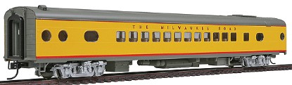 Picture of Milwaukee Road  52-Seat Coach Car- Ready to Run
