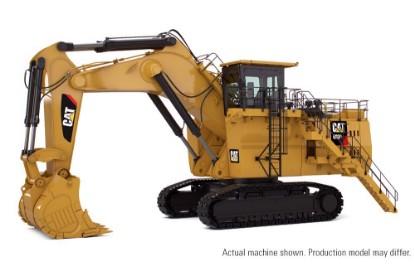 Picture of Caterpillar 6030 hydraulic mining excavator
