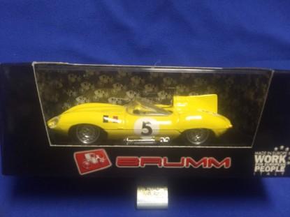 Picture of 1956 Jaguar D type  Race Car #5 -yellow