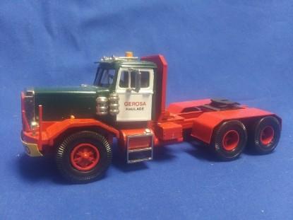 Picture of Autocar haul tractor GEROSA