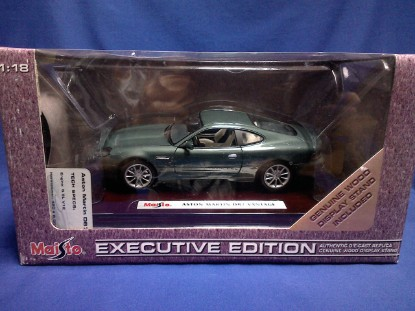Picture of Aston Martin DB7 Vantage -green