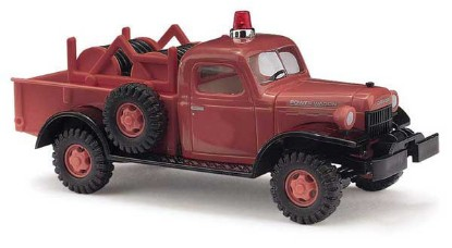 Picture of 1945-1968 Dodge Power Wagon 4x4 Pickup Truck with Hose Reel- Fire Department