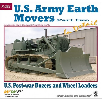 Picture of US Army Earth Movers in Detail - Part 2