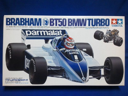 Picture of BMW BT50 Turbo  BRABHAM Parmalat Santal