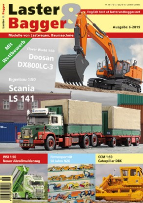 Picture of Laster & Bagger 6-2019 German- English download