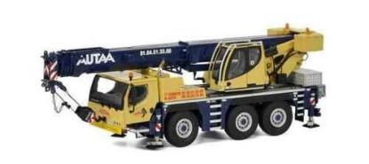 Picture of Liebher LTM1050-3.1 crane  AUTAA