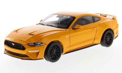 Picture of 2019 Ford Mustang GT - orange fury