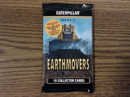 Picture of Caterpillar Collector cards packs (10) Series 2