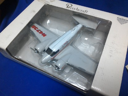 Picture of Beechcraft Model 18 Twin Beech -  J.I.Case