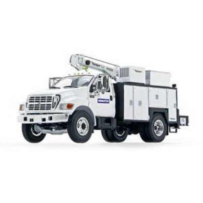 Picture of Ford F-650 maintainer service body -  KOMATSU