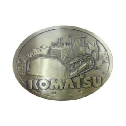 Picture of Komatsu D375A Belt Buckle