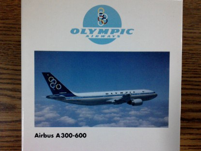 Picture of A300-600 OLYMPIC