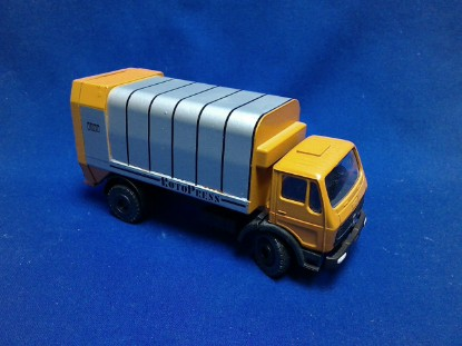 Picture of MB Kuka Rotopress refuse truck