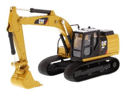 Picture of Caterpillar 320F  L track excavator