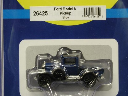 ford-model-a-pickup-truck--blue-athearn-ATH26425