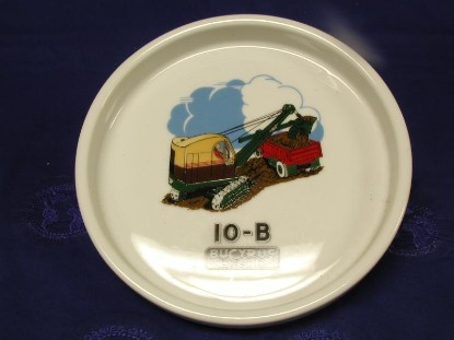 porcelain-tray-bucyrus-erie-10-b-shovel-bucyrus-erie-product-BEP10B