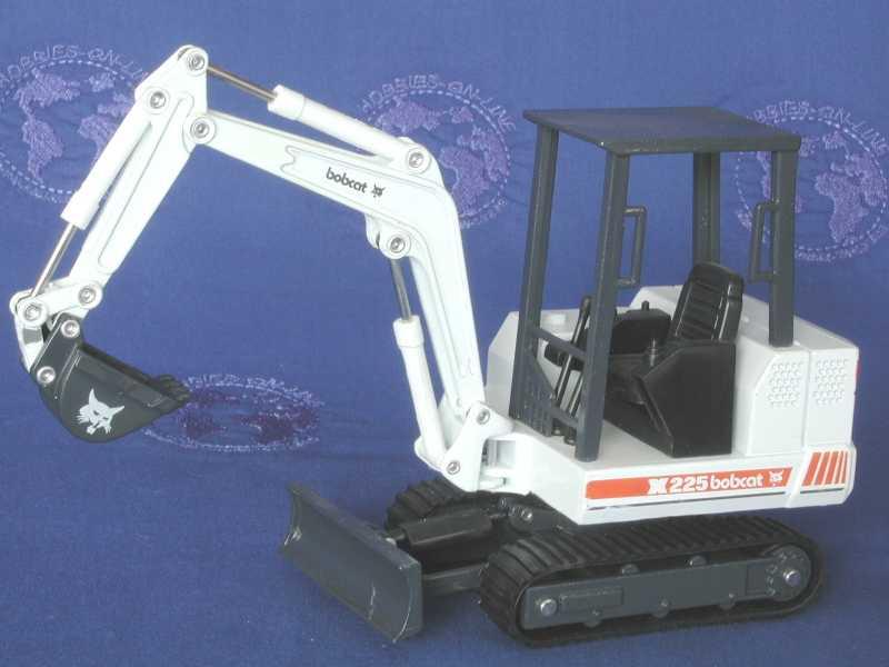 Bobcat X225 excavator