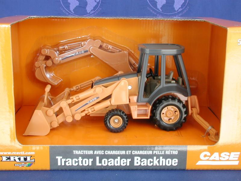 Case 580 Super M Tractor Loader Backhoe