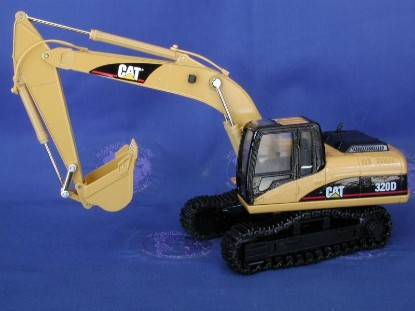 Buffalo Road Imports  Excavators - hydraulic tracked