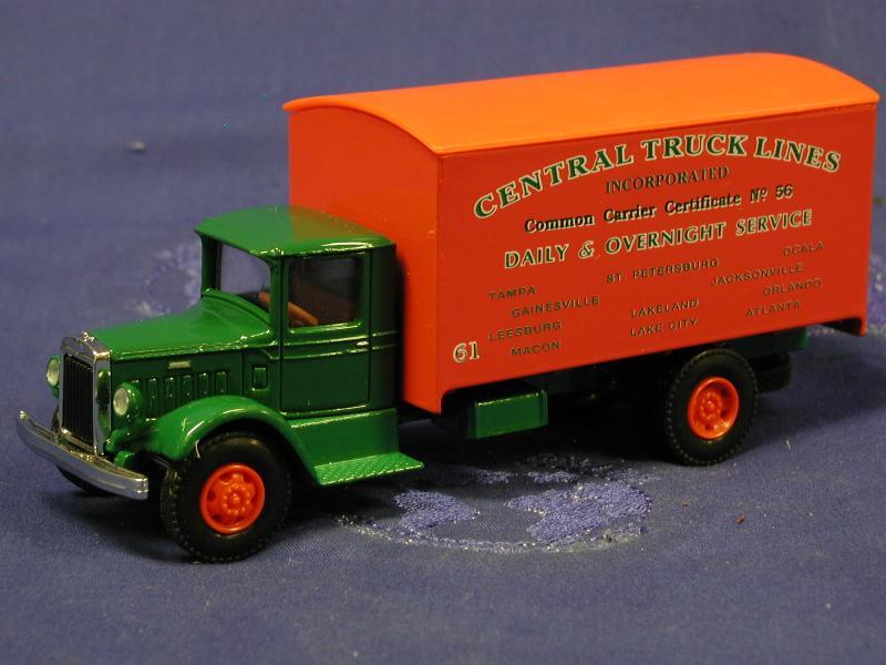 Buffalo Road Imports Mack Bm Central Truck Lines Truck Diecast