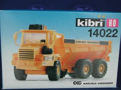 kaelble-gmeinder-articulated-dump-truck-kibri-KIB14022