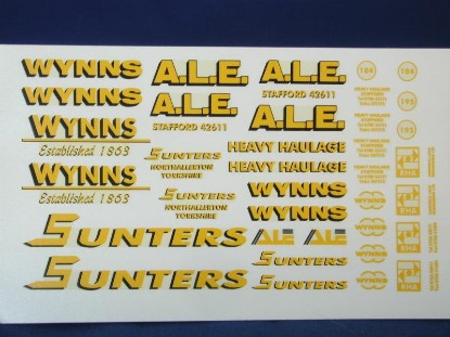 decals--heavy-haulage-wynns-sunters-a.l.e.-langley-LANT7.1
