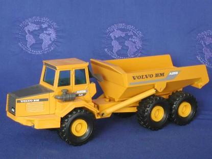 volvo-a25-articulated-dump-nzg-NZG365