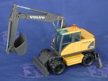 volvo-ew160-wheel-excavator-nzg-NZG486