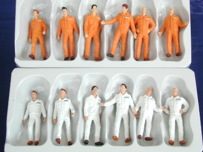 mechanics-all-orange-preiser-PRE68212