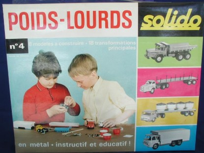 large-truck-set-kit-4-cabs-metal-wheels-solido-early-70s--SODPL4