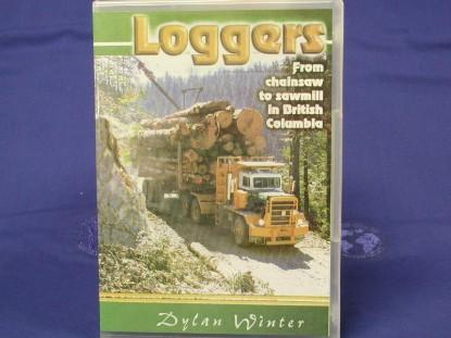 dvd--loggers-logging-in-british-columbia---VID660