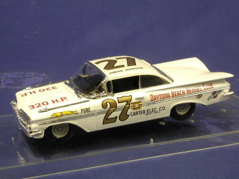 Chevy Impala 59 Daytona Beach Kennel Club Vitesse