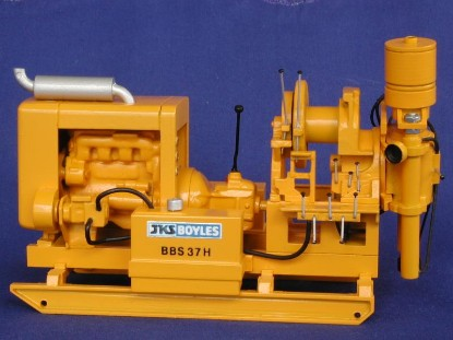 boyles-bbs37h-drill-rig-yellow-willson-models-WIL07A