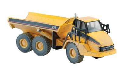 caterpillar-730-articulated-dump-truck-weathered-norscot-NOR55184