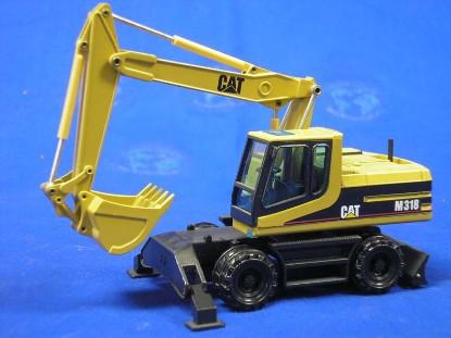 caterpillar-m318-wheel-excavator-nzg-NZG405