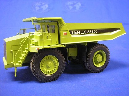 terex-33100-mine-truck-green-ohs-models-OHS501